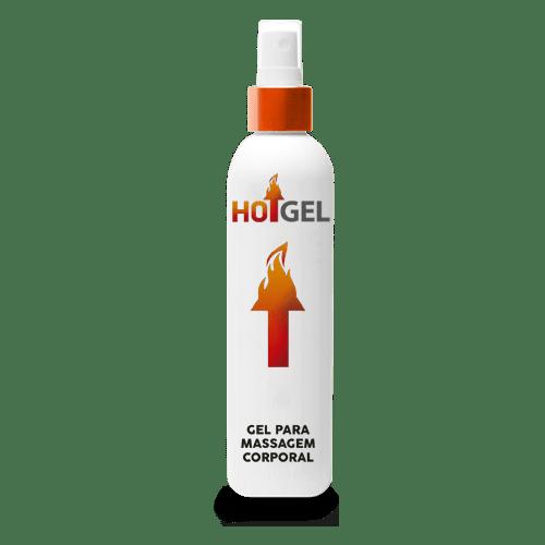 Hot gel amostra grátis